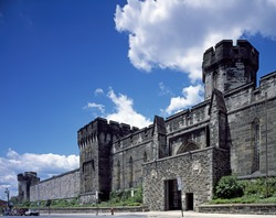 The Eastern State Penitentiary is a former prison turned museum that spotlights the issue of mass incarceration using experiential and contemporary exhibits.