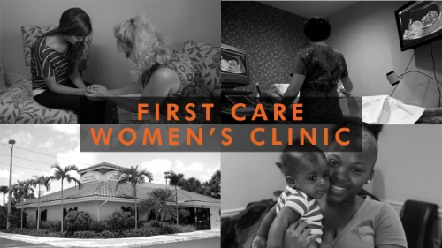 First Care meets women in their most vulnerable moments of unplanned pregnancies with education, counseling, medical services, and God's love to help them make life-affirming, empowering decisions.