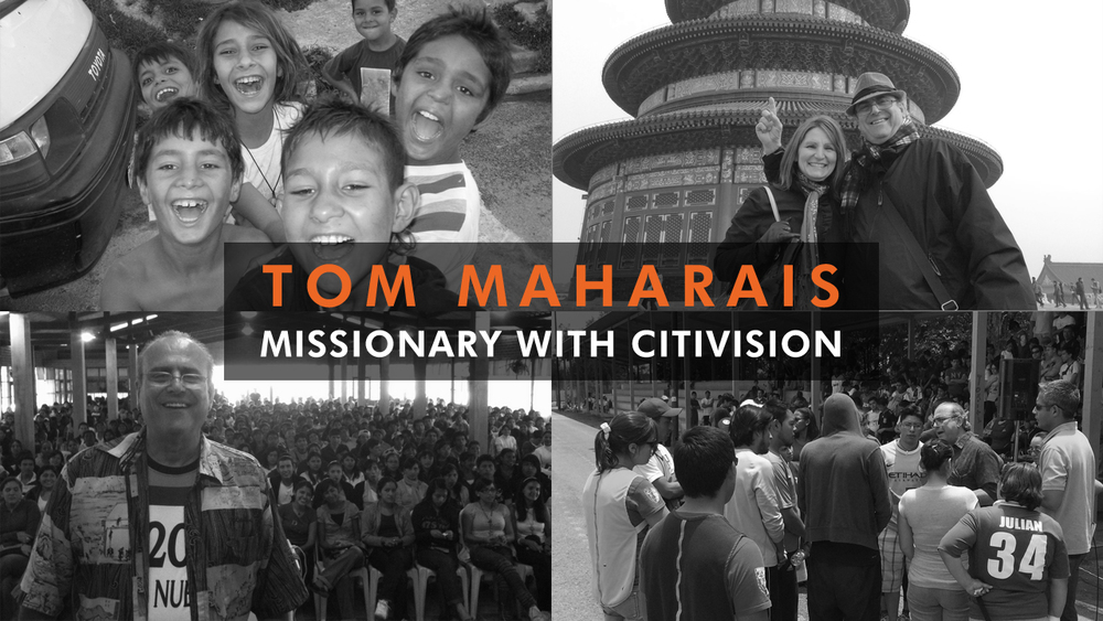 Tom is an activist and evangelist who works to train and equip disciples for cross-cultural evangelism. Tom organizes and preaches at large-scale events across the globe to share the Gospel of Jesus with the nations.