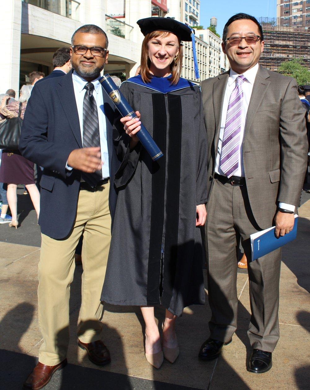 Kartik Chandran, Ph.D., Anna Wec, Ph.D., and Jonathan Lai, Ph.D.