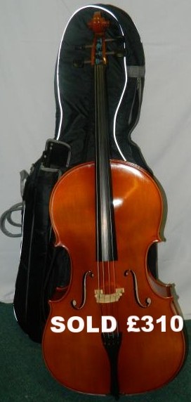 Primavero 200 cello