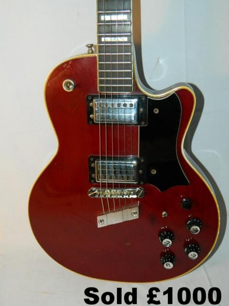 1974 Guild model 'M75 bluesbird'