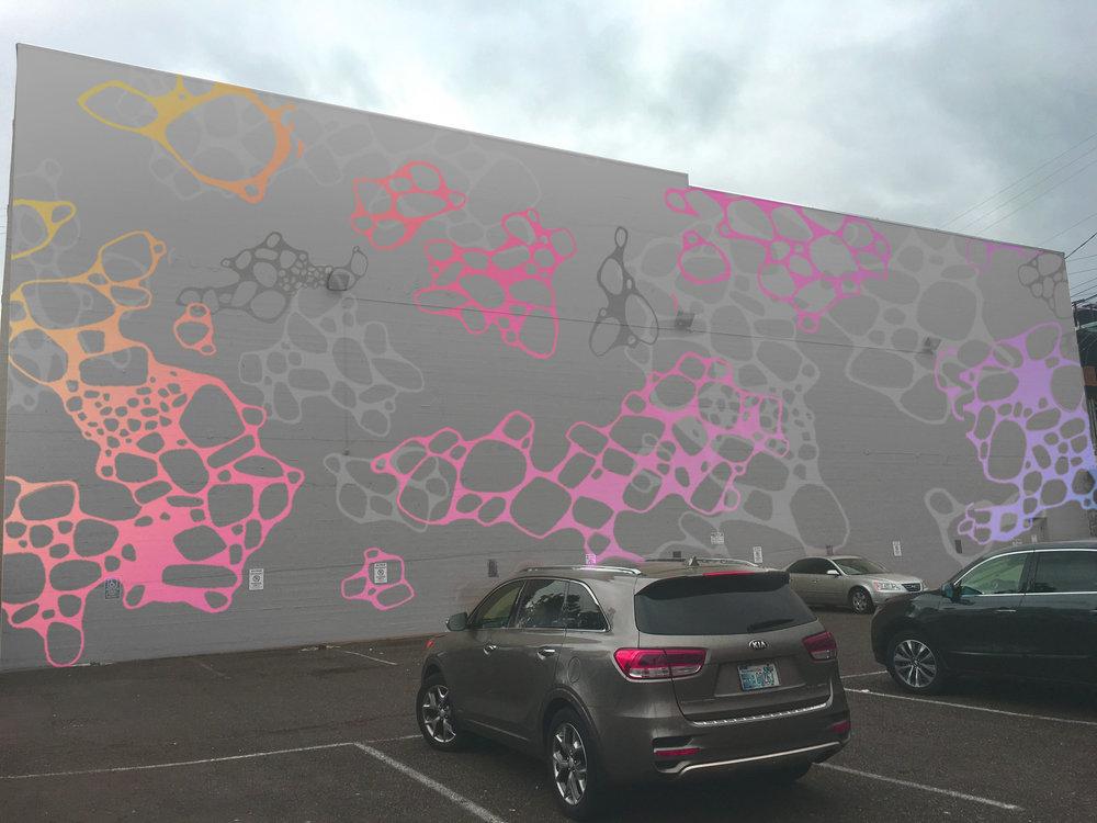 Copy of North Facade Mural