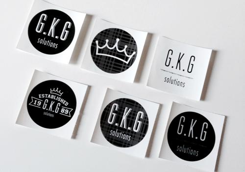 G k g solutions sticker pack