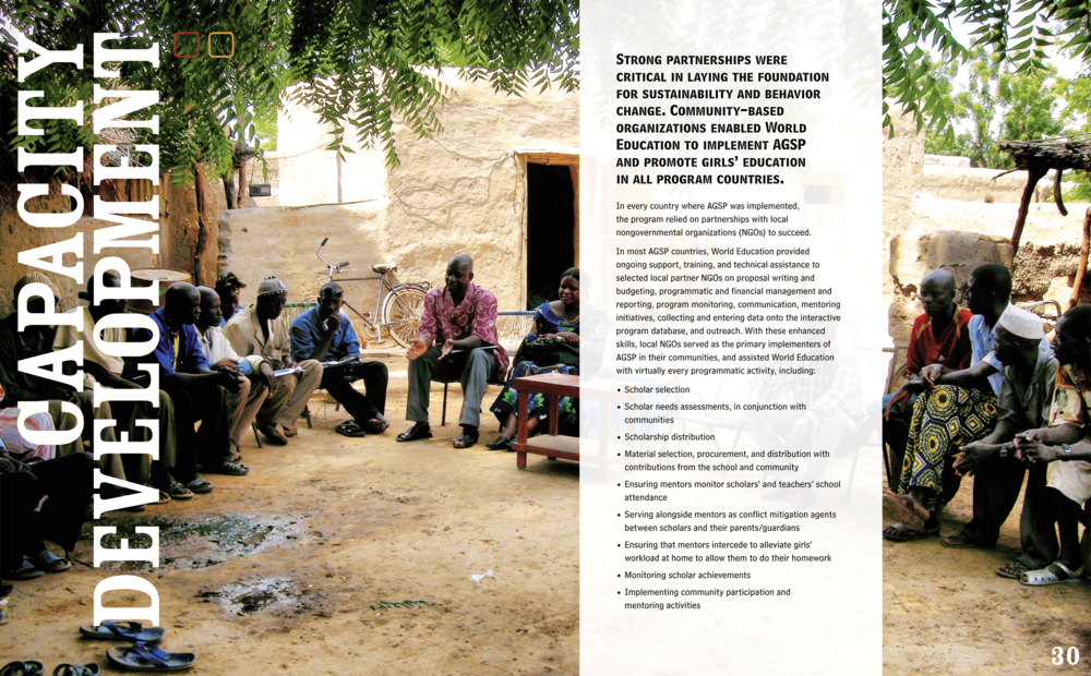 Ambassadors' Girls' Scholarship Program (AGSP) Booklet