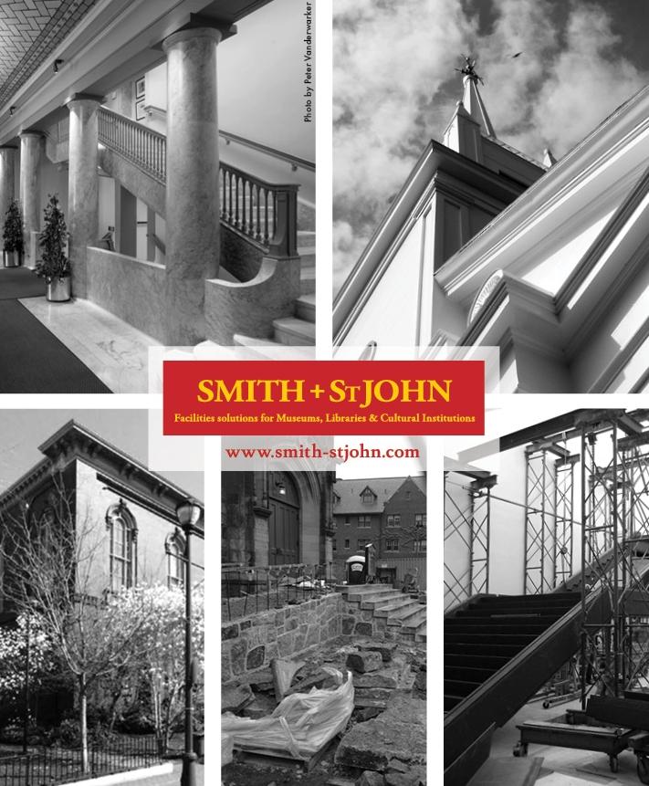 Smith + St. John Advertisement