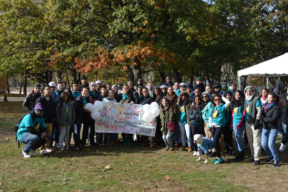 November 2, 2014 -Walk Out of Darkness
