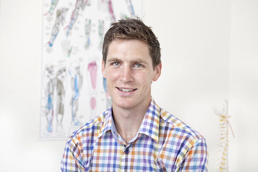 Kevin Craigie Sports Physiotherapist