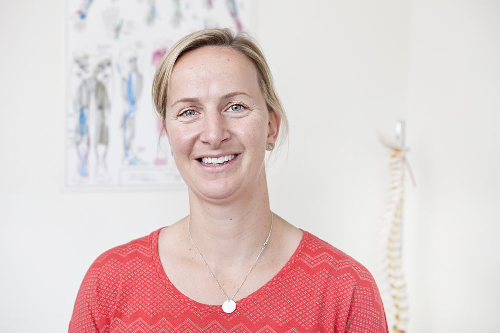 Anna De Araugo Sports Physiotherapist