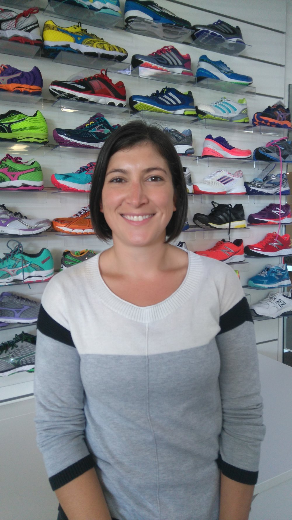 Laura Fazzari Physiotherapist