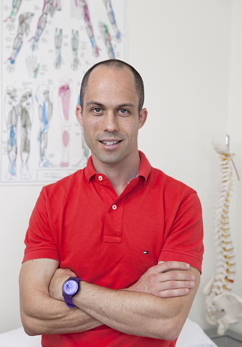 Sam Bugeja - SPORTS PHYSIOTHERAPIST