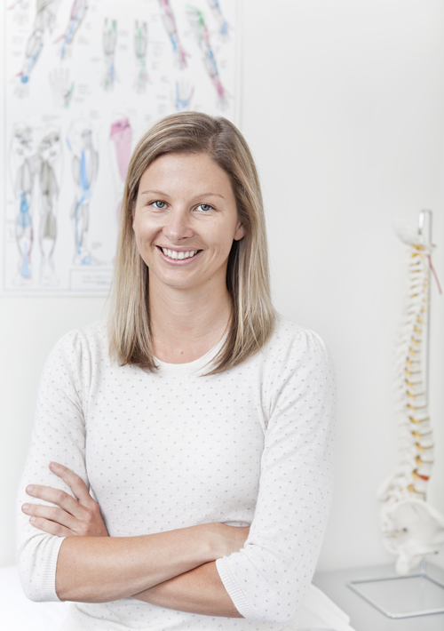 Alesha Coonan - SPORTS PHYSIOTHERAPIST
