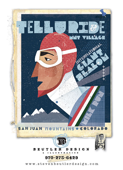 New ski promo to get everyone excited about the season. See you in Tellluride.
