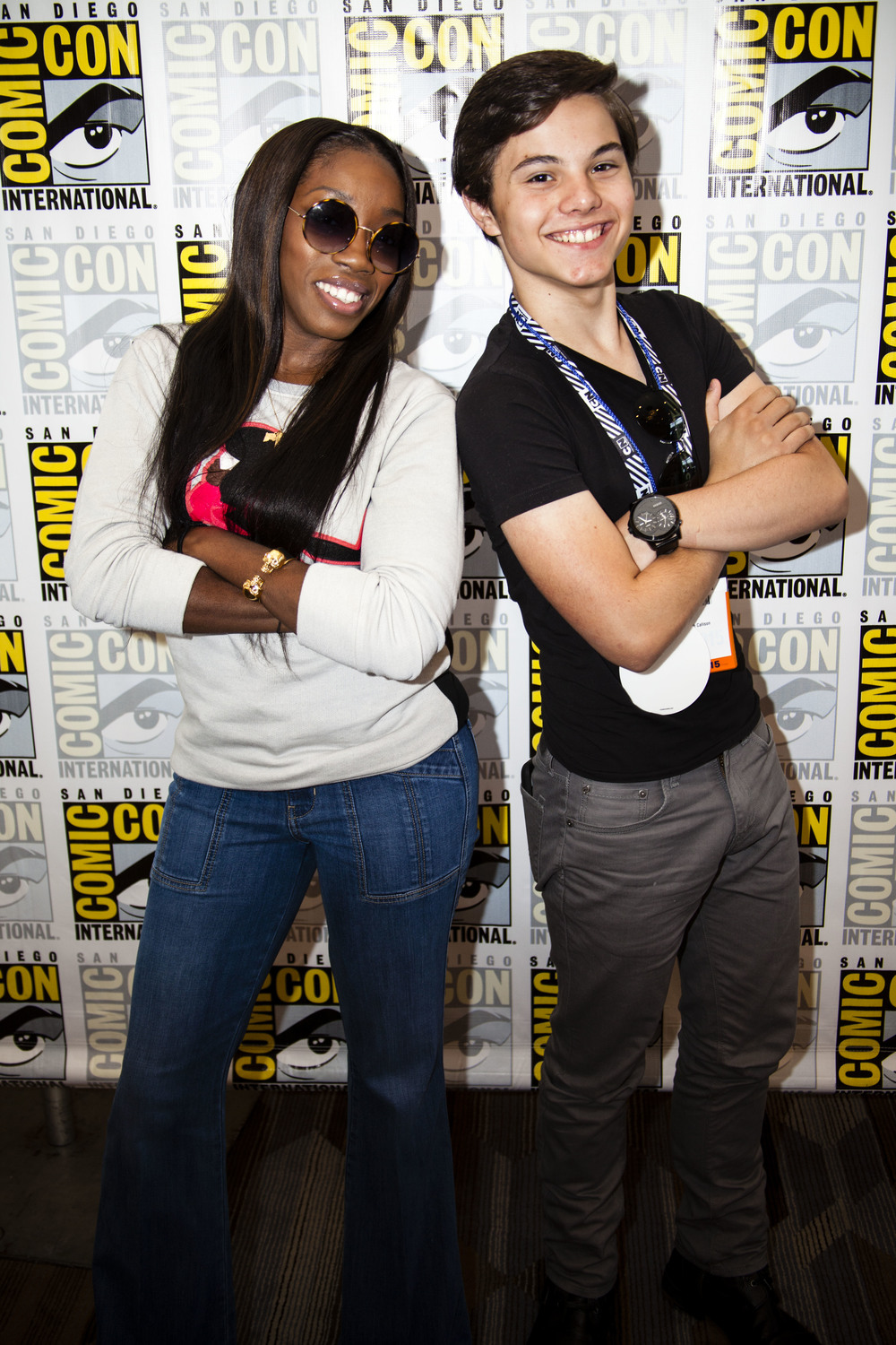 Steven Universe's Zach Callison and Estelle by Joel Feria HIGH.jpg