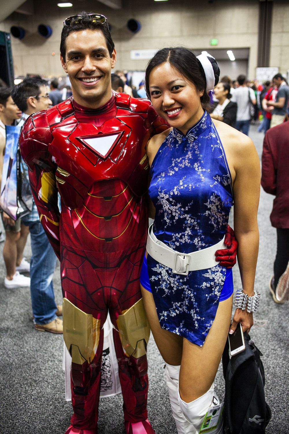 Iron Man and Chun Li by Joel Feria HIGH.jpg