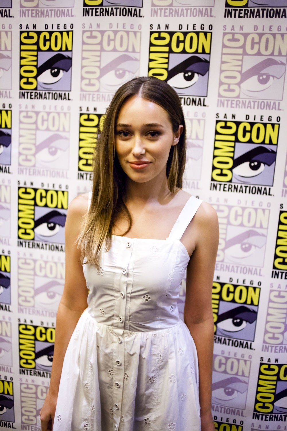 """Fear the Walking Dead"" Alycia Debnam-Carey. Photo by Joel Feria"