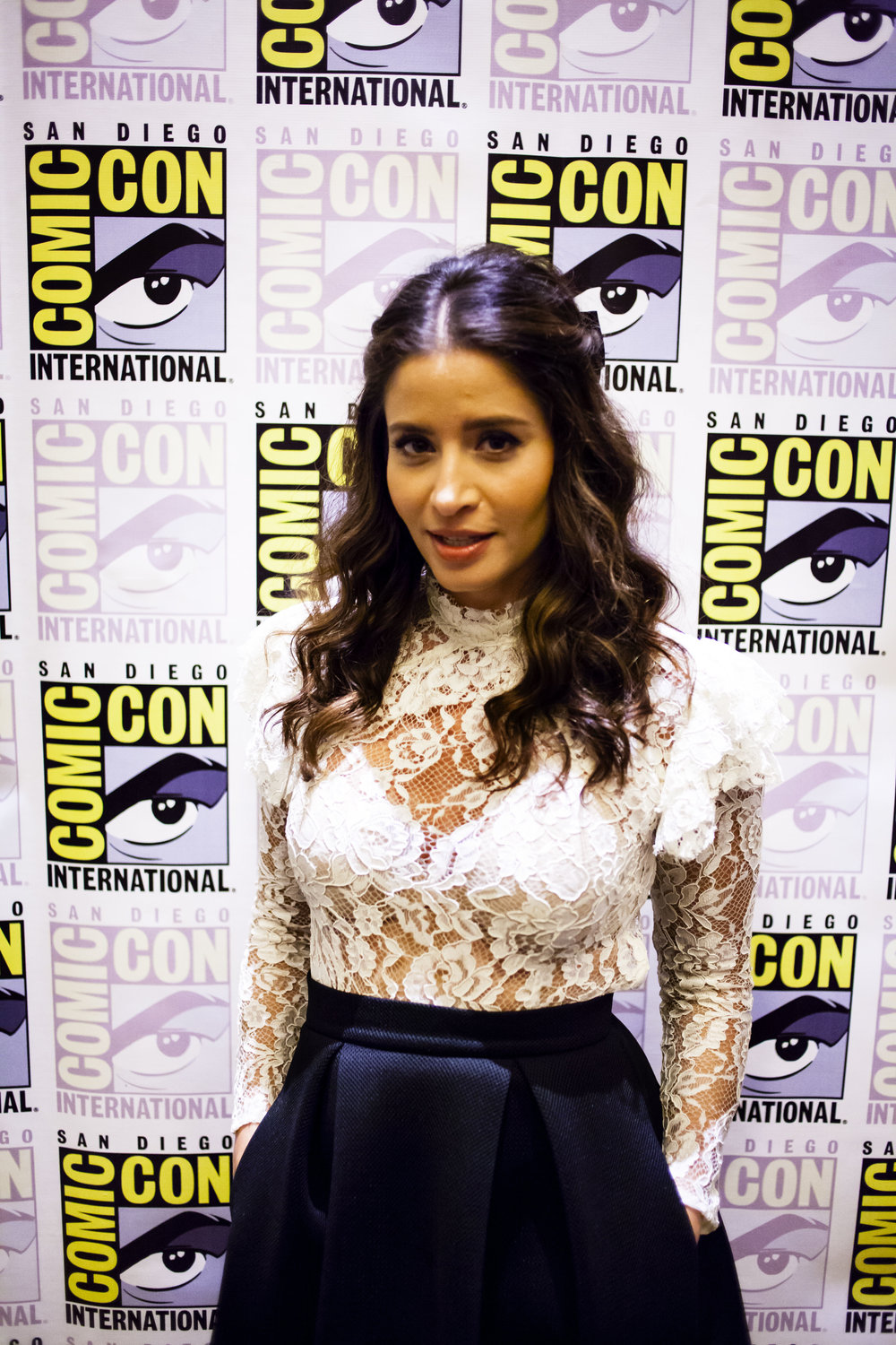 """Fear the Walking Dead"" Mercedes Mason.  Photo by Joel Feria"
