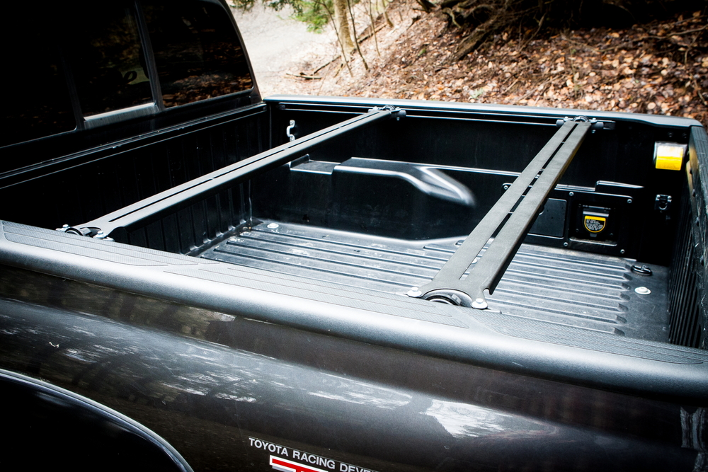 Toyota Tacoma Bed Cross Bars Fits Years 2005 And Up Kb