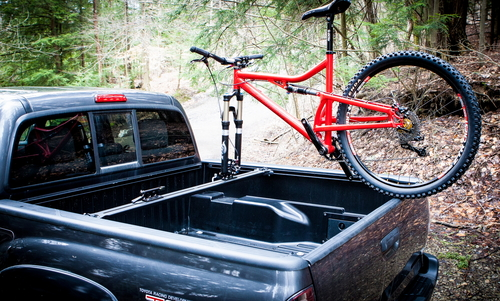 Toyota Tacoma Bike Mount System Fits Years 2005 And Up
