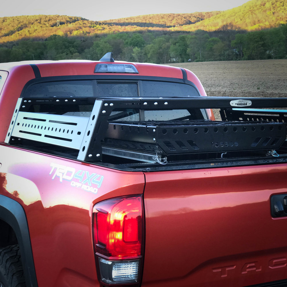 Truck Rack F Long Bed