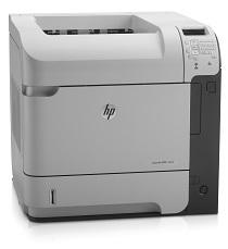 HP Mono LaserJet M602n Printer