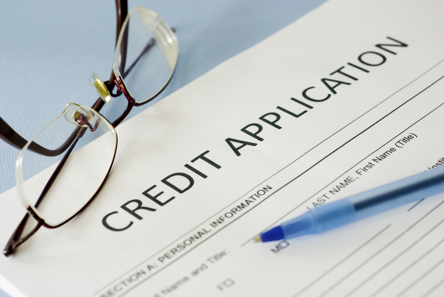 Credit Application Computer Leasing – Credit Application