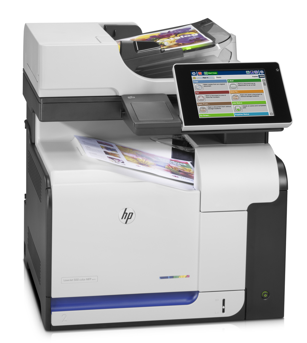 HP Colour LaserJet Ent 575 MFP Printer