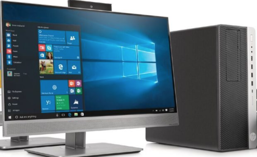 Desktops -