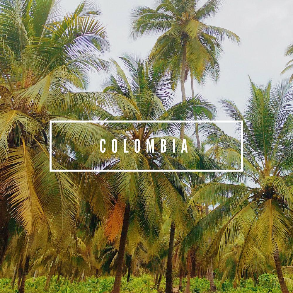 Tayrona Colombia