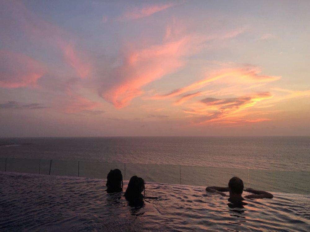 Sunsets @ Georgia Blue