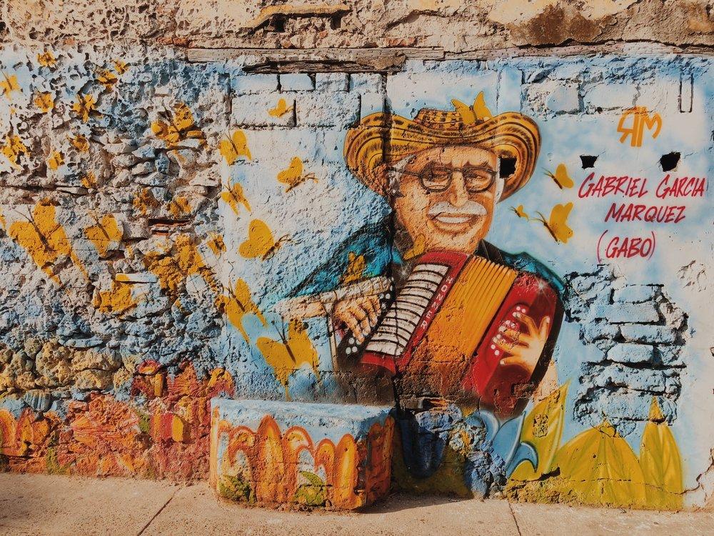 Getsemaní Art Walls