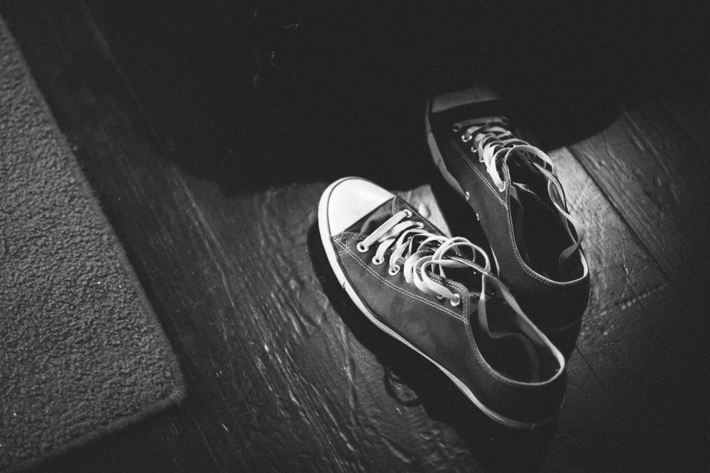 wedding chuck taylors