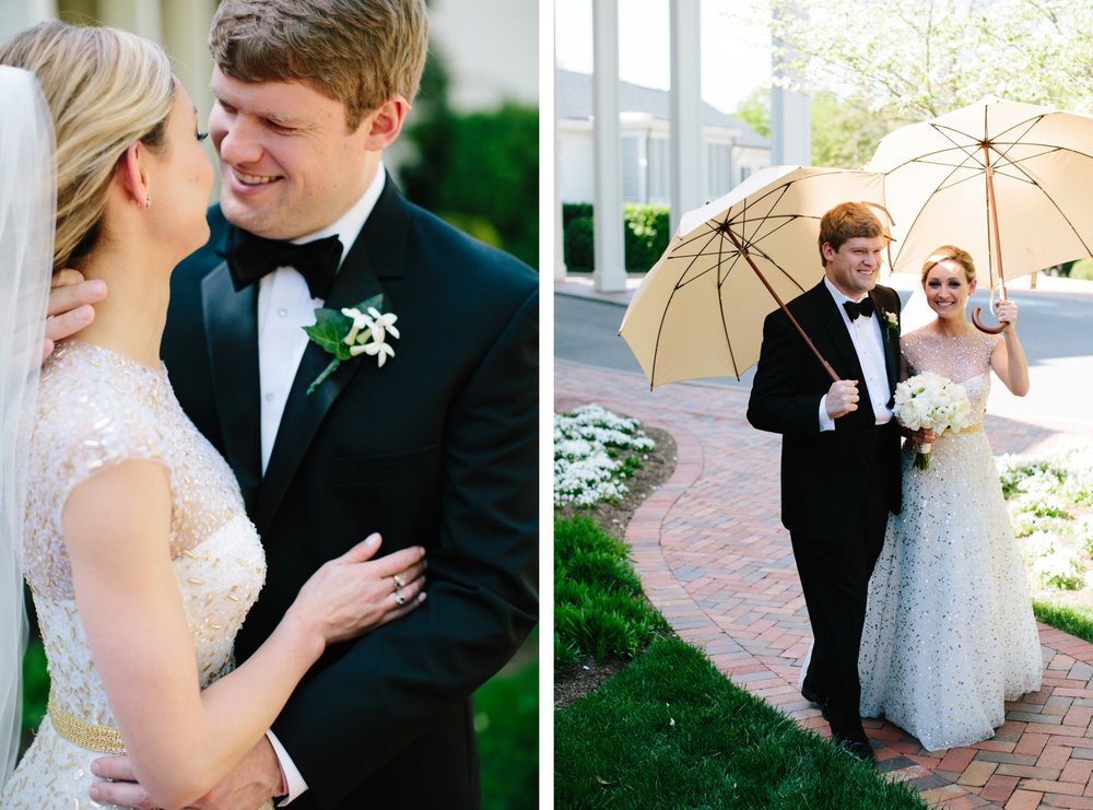 belle meade country club wedding