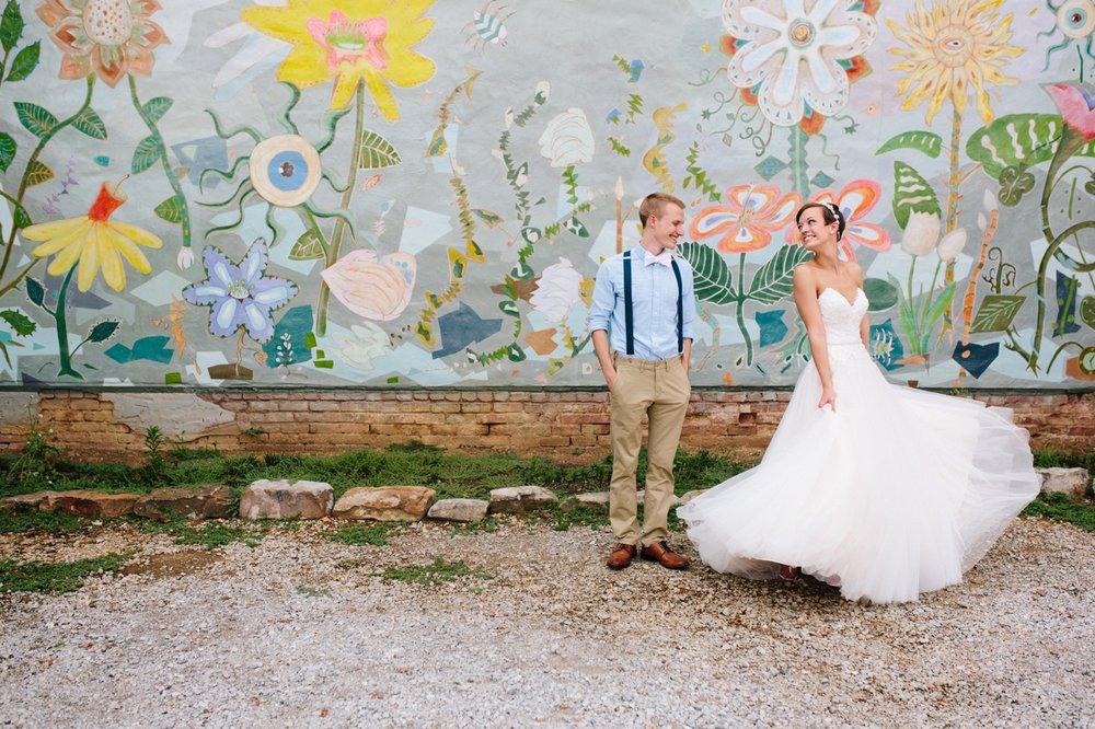 chattanooga wedding art district
