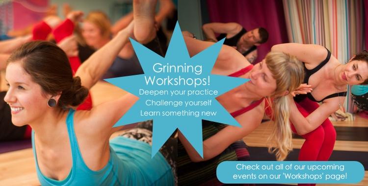 Grinning Workshops