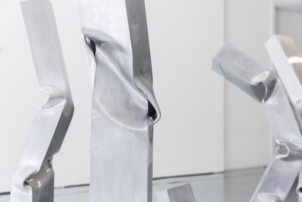 Exhibition Detail View, PROOON, 2016