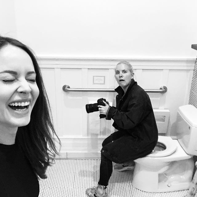 Photoshoots with @ashleybatz end up in the shittiest locations.. . Feeling light and joyous after such a calm, collaborative and creative shoot with this brilliant celebrity photog. . . Can't get over the fact that she used the same lens with which she shot Scarlett Johannson ✨