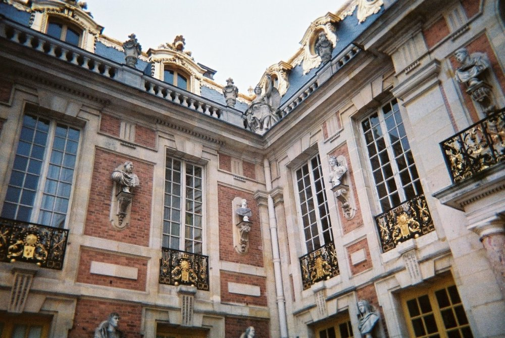 Palace of Versailles, 2014  I was REALLY into shooting on film by this point.
