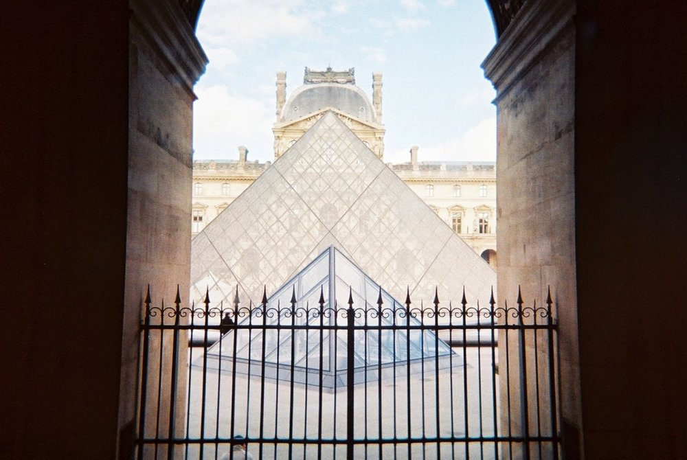 The Louvre as a Fortress, 2014