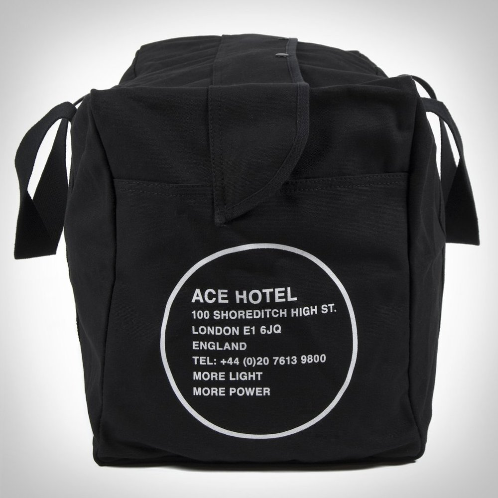 Atelier Ace London Shoreditch Duffel.