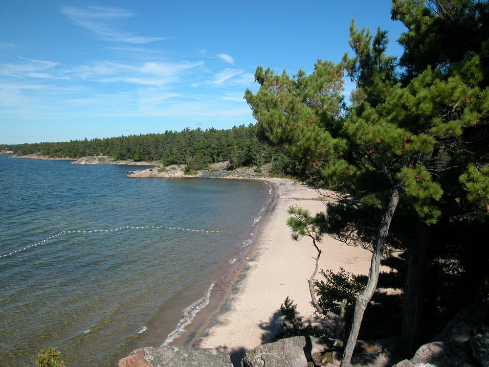 Granite Saddle Beach