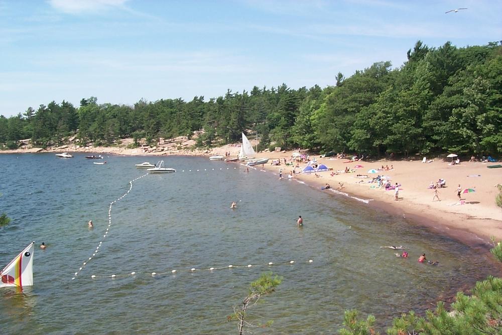 Harold Point Beach