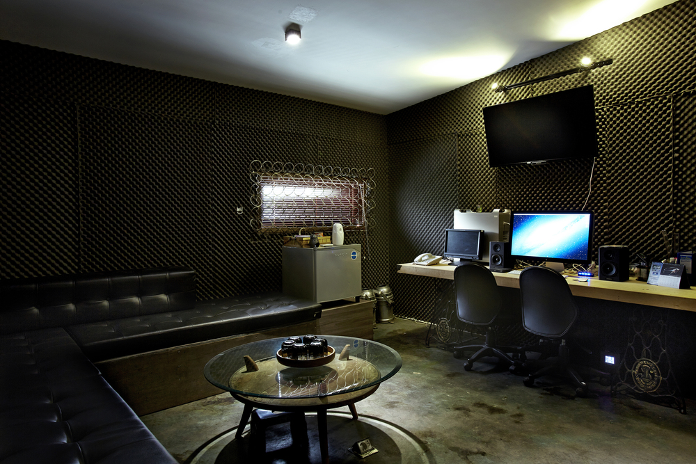 Production / Preview Room