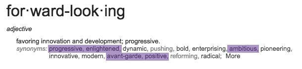 forward looking define.png