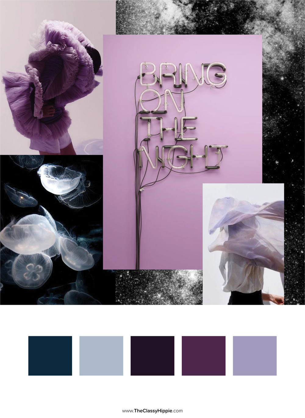 The Classy Hippie Color Story 01 // Mystery