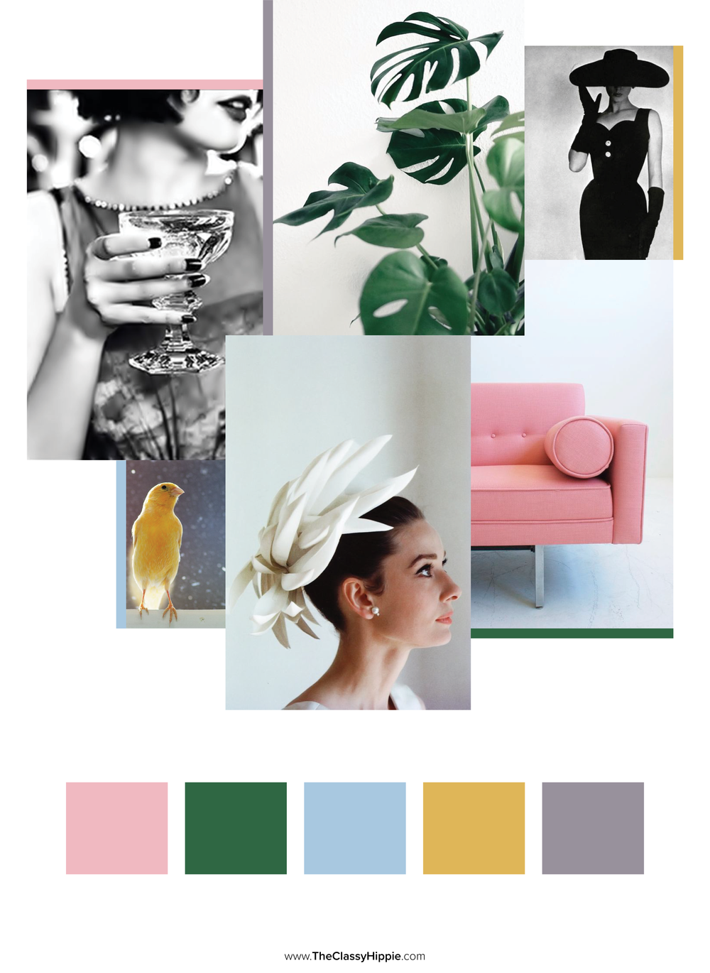 The Classy Hippie Color Story 03 // Classy