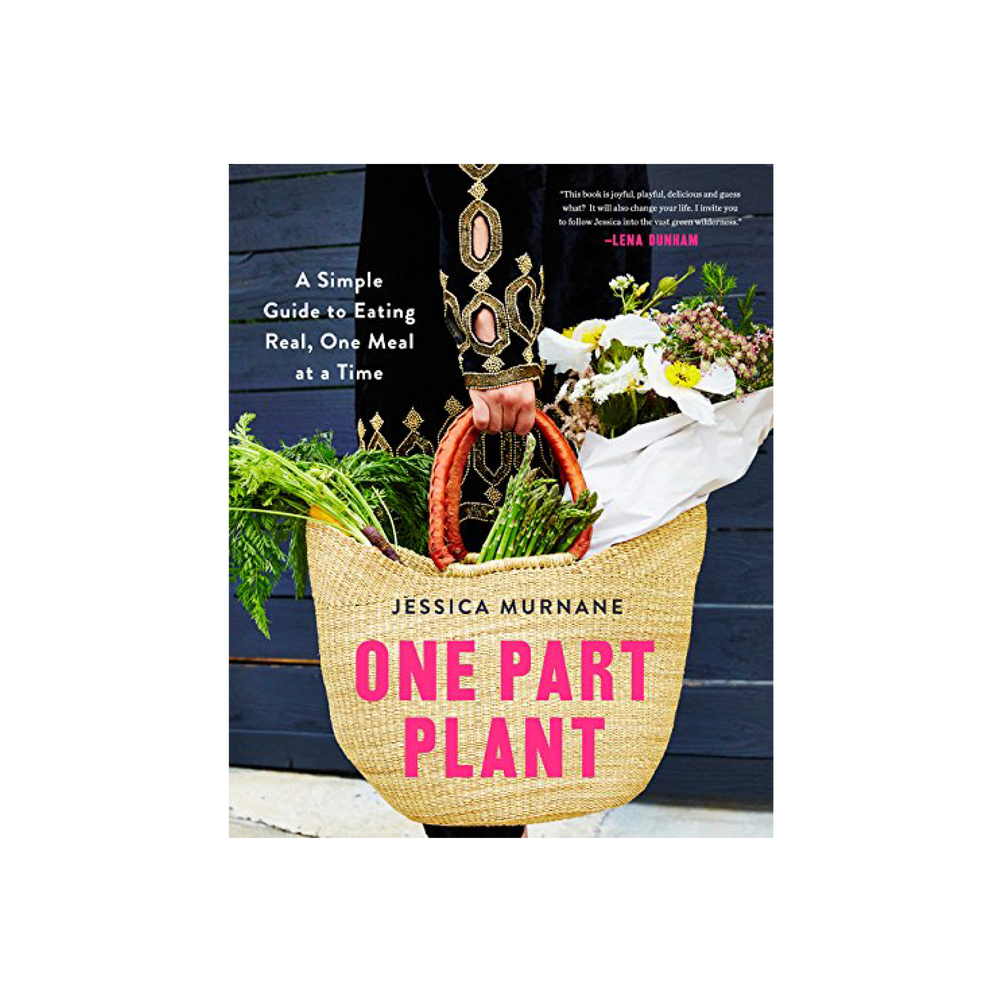One Part Plant is GREAT for starting to implement more plant-based food into your diet! I've cooked many meals out of this one and it's truly a favorite!