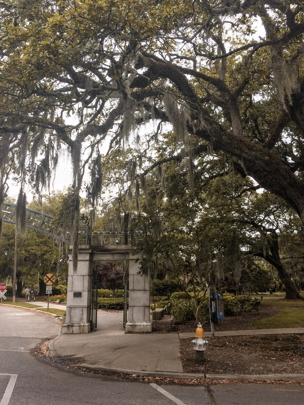 If you've ever held the belief that travel is expensive or solo travel is dangerous and scary - but have secretly wanted to do both - this post is for you!  My solo trip to New Orleans was the Abundant Result of flipping the script on those limiting beliefs! [City Park in New Orleans]