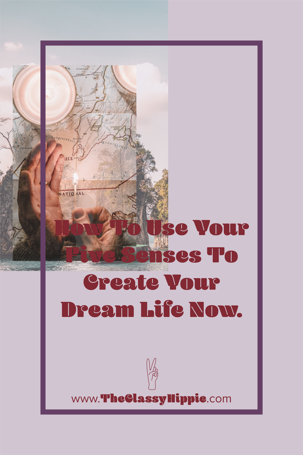 A lot of people operate from the limiting belief that they can't live out their dream life NOW given their current circumstances. BUT, what if I were to tell you that living your ultimate Dream Life is dependent upon you taking ACTION to create it NOW?! Learn how to get started by taking advantage of your five senses!