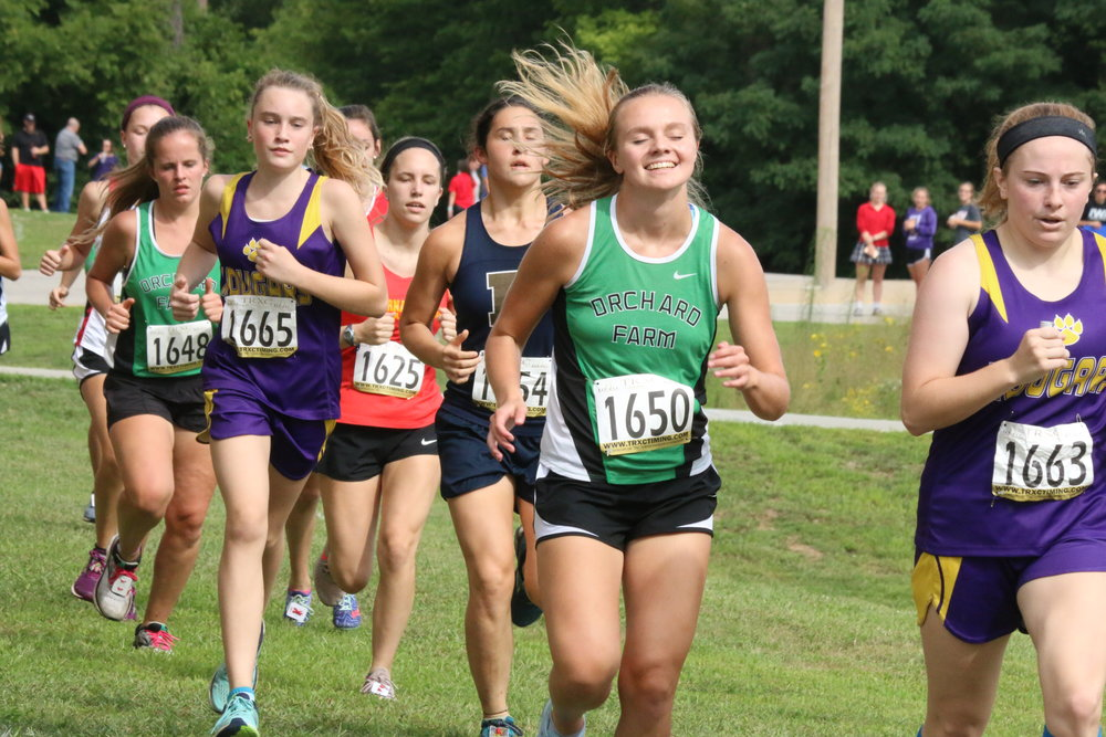 Cross Country 8/31 @ Lutheran